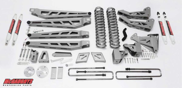"MCG57283 8"" Lift Kit Phase 3 for 2011-2016 Ford F-250 (4WD)"
