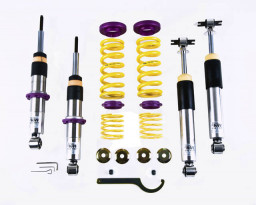 "BEL21001 04'-12' Chevrolet Colorado/Canyon Belltech Coilover Kit (with lowering leaf spring) Front Struts & Rear Shocks (Stainless Steel, Adj. Rebound & Compression dampening) 0""-3"" Drop"