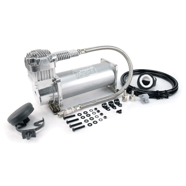VIA45040 Viair 450C SILVER Compressor 100% Duty @ 100psi, 150psi
