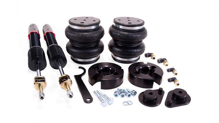 AIR-78675 Honda Accord 2018-19 10th Generation Rear Kit Rear Kit features: Bolt in Design 30 way damper adjustment Bellow bags Threaded body dampers