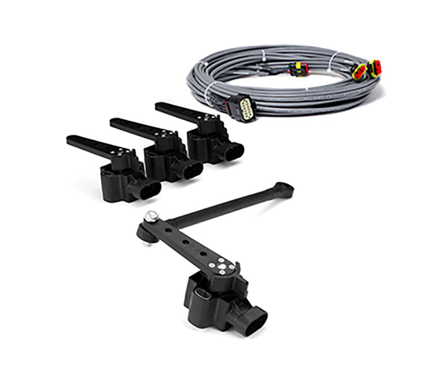 ACCUAIR AA-E+HS4 Accuair e+ Height 4-Corner Sensors and Harness AA-3641